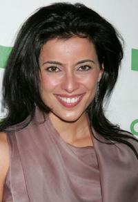 Bahar Soomekh at the 12th annual Green Cross Millennium Awards.