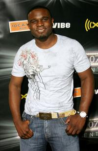 Darius McCrary at the 2007 BET Awards.