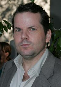 Bruce McCulloch at the party for Paul Feig's sci-fi novel