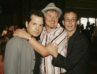 Bruce McCulloch, Dave Foley and Kevin McDonald at the after party of the premiere of