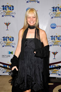 Julie McCullough at the 20th Annual Night of 100 Stars Oscar Gala in California.