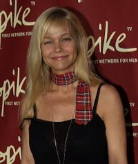 Julie McCullough at the official launch party of Spike TV.