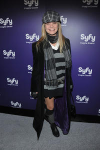 Julie McCullough at the New York premiere of