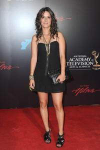 Kimberly McCullough at the 37th Annual Daytime Entertainment Emmy Awards.
