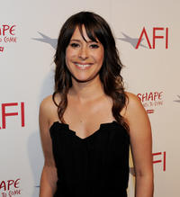 Kimberly McCullough at the AFI Directing Workshop for Women 2011 Showcase in California.