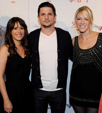 Kimberly McCullough, Michael Trotter and Stephanie Sanditz at the AFI Directing Workshop for Women 2011 Showcase in California.