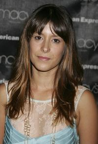 Kimberly McCullough at the Macy's Passport auction and fashion show in celebration of it's 25th anniversary.