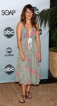 Kimberly McCullough at the 2007 ABC All Star Party.