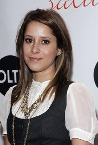 Kimberly McCullough at the after party of the ABC Daytime Salutes Broadway Cares/Equity Fights AIDS Benefit.