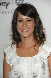 Kimberly McCullough at the Disney and ABC's