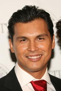 Adam Beach at the 14th Annual Diversity Awards Gala.