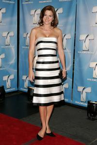 Sonya Smith at the Telemundo 2007 Upfront presentation.