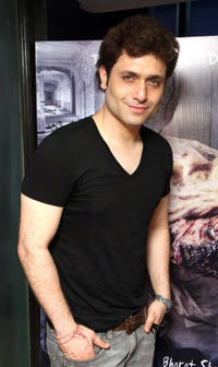 Shiney Ahuja at the promotion of