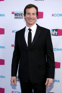 Rob Huebel at the 17th Annual Critics' Choice Movie Awards in California.