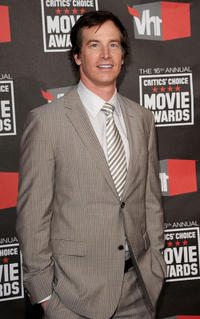 Rob Huebel at the 16th Annual Critics' Choice Movie Awards.