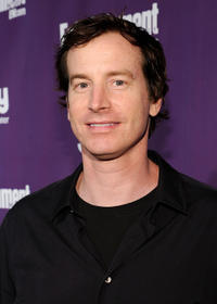 Rob Huebel at the EW and SyFy party during the Comic-Con 2010.