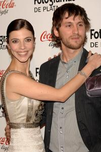 Maribel Verdu and Raul Arevalo at the Fotogramas Magazine Cinema Awards.