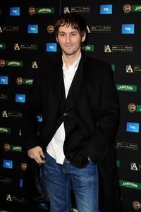 Raul Arevalo at the Goya Cinema Awards 2009 Nomination Gala.