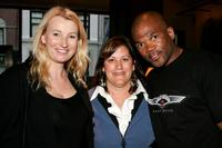 Anna Wilding, Marie Tucker and Darryl
