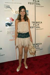 Christy Scott Cashman at the 5th Annual Tribeca Film Festival.
