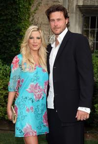 Tori Spelling and Dean McDermott at the Much Love's BOW WOW WOW Animal Rescue Benefit.