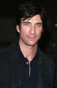 Dylan McDermott at the Vanity Fair party for the Tribeca Film Festival.