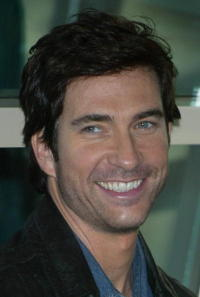 Dylan McDermott at the 2004 Nominations announcements for the Independent Spirit Awards.