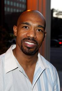 Michael Beach at the California the screening of