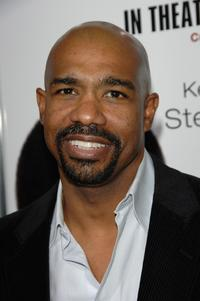 Michael Beach at Hollywood for the world premiere of