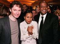Kevin McDonald, Kerry Washington and Forest Whitaker at the after party of the premiere of