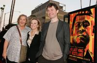 Producer Lisa Breyer, Nancy Utley and Kevin McDonald at the premiere of