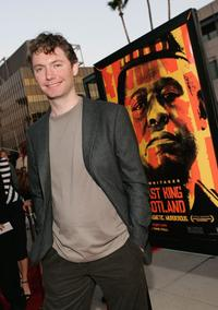 Kevin McDonald at the premiere of