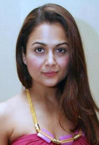 Amrita Arora at the launch party of