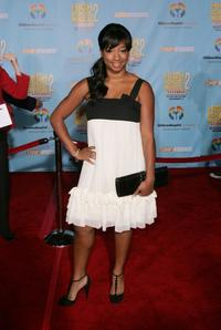 Monique Coleman at the DVD premiere of