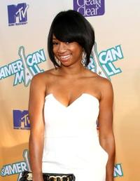 Monique Coleman at the premiere of