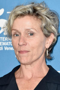 Frances McDormand at the