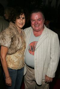 Jack McGee and Stephanie at the premiere of