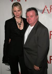 Andrea Roth and Jack McGee at the AFI Awards Luncheon 2005.