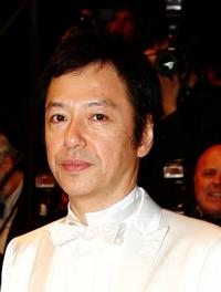 Itsuji Itao at the premiere of