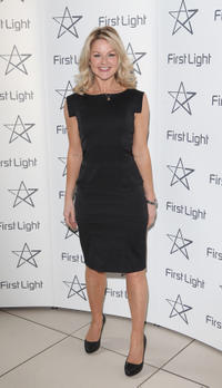 Sarah Hadland at the First Light Movie Awards in London.