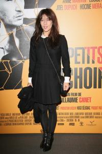 Mylene Jampanoi at the premiere of