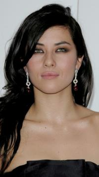Mylene Jampanoi at the 35th Cesar Film Awards in Paris.