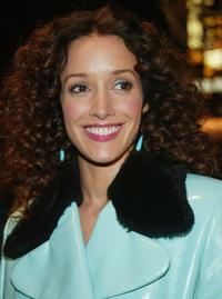 Jennifer Beals at the Broadway opening of