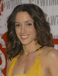 Jennifer Beals at the second season premiere of
