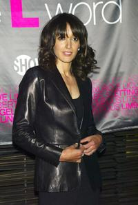 Jennifer Beals at a preview luncheon for Showtime's new original series