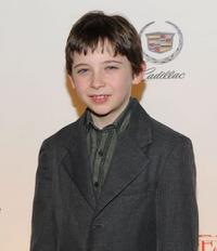 Seamus Davey-Fitzpatrick at the season 3 premiere of