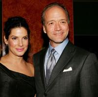 Sandra Bullock and Doug McGrath at the after party of the premiere of