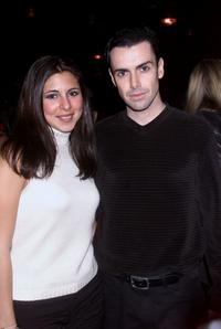 Jamie-Lynn Sigler and Matt McGrath at the