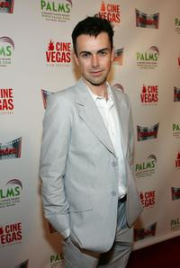 Matt McGrath at the screening of