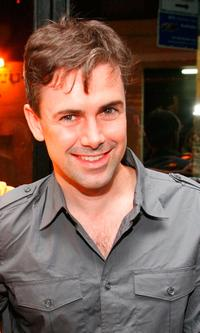 Matt McGrath at the premiere party of